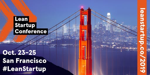 Lean Startup Conference (15% discount on tickets)