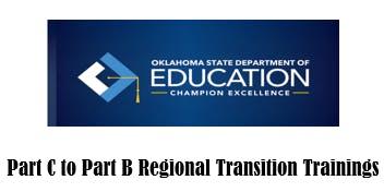 Part C to Part B Regional Transition Training-Region 1