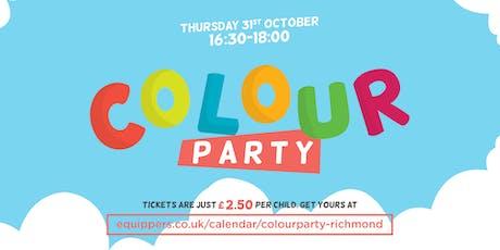 Colour Party 2019 Richmond tickets