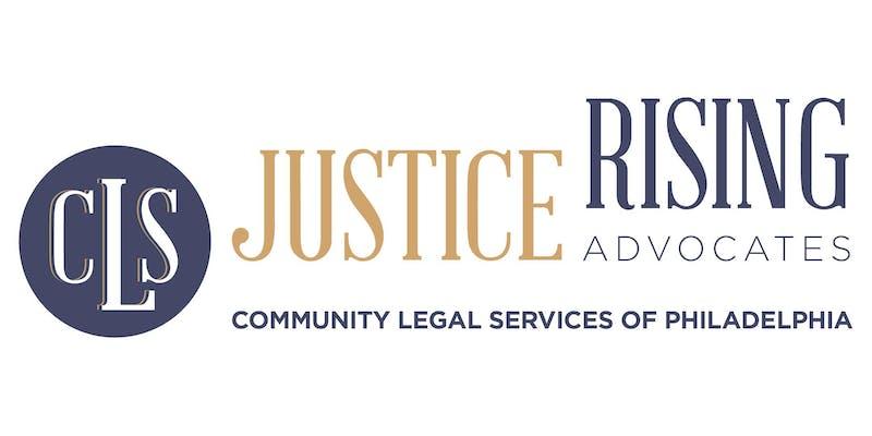 CLS Justice Rising logo