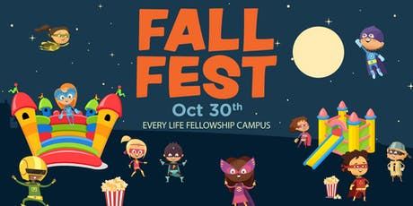 Life Fellowship Fall Fest - Southaven 6:30 tickets