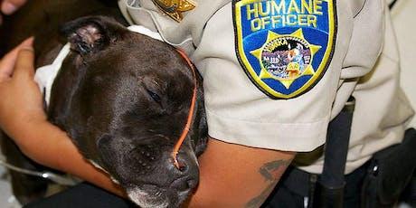Fresno County Animal Control Program Meeting billets