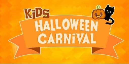 Kid's Halloween Carnival