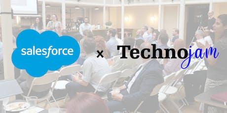 Salesforce TechnoJam: ISVs + Architects tickets