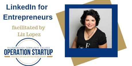 LinkedIn for Entrepreneurs tickets