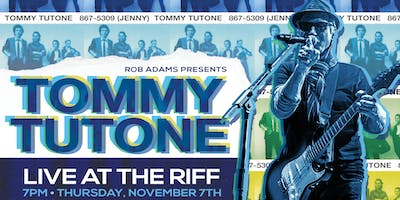 Tommy Tutone (Solo) with special guests, Papa Green Shoes