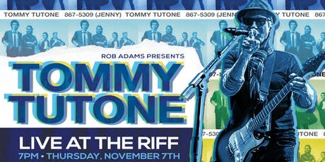 Tommy Tutone (Solo) with special guests, Papa Green Shoes tickets