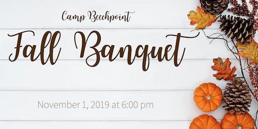 Camp Beechpoint Fall Banquet