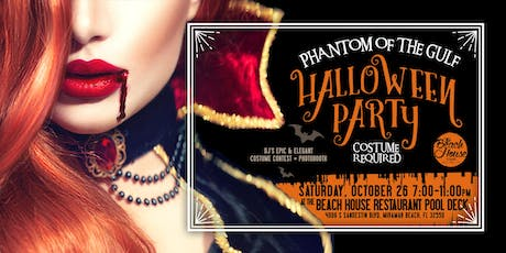 Phantom of the Gulf Halloween Party tickets