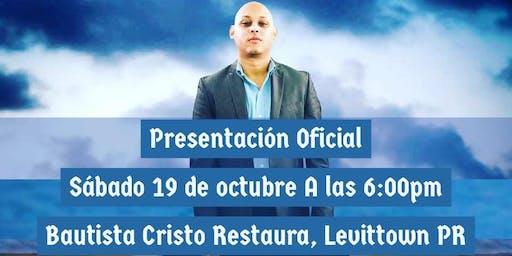 PRESENTACION OFICIAL - SAMUEL DAVID  PARA LA GLORIA Y HONRA DE DIOS
