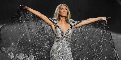 Busreis naar Céline Dion Courage World Tour
