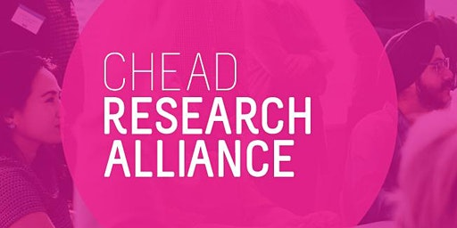 CHEAD Research Alliance: Supporting evidence for art and design research outputs, a practical workshop