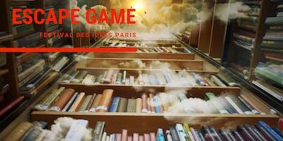 Escape Game : Panique dans la bibliothèque / #Festival des idées Paris