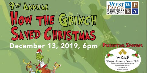 9th Annual How the Grinch Saved Christmas