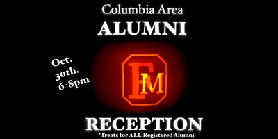 FMU Columbia Area Alumni After-Hours Event Oct. 30th