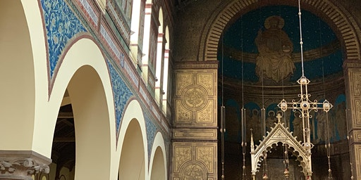 Treasures of St Barnabas: Understanding the Symbols of the Building