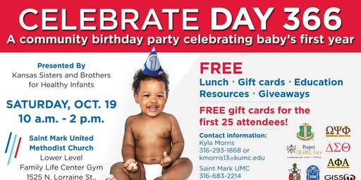 3rd Annual Celebrate Day 366