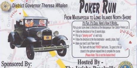 Lions Club 2019 Poker Run  tickets