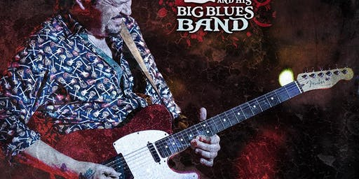 Mike Zito and His Big Blues Band ✯ Stocks n Bonds - Omaha, NE