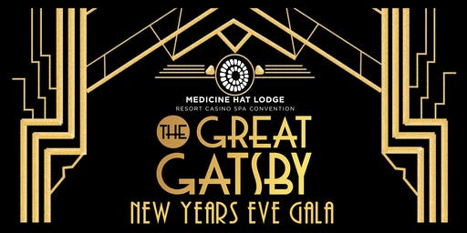 Great Gatsby New Year's Eve Gala