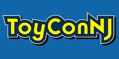 ToyCon NJ tickets