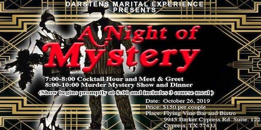 Darsten's Murder Mystery Dinner and Show