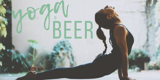 Yoga & Beer at Red Leg Brewing Co