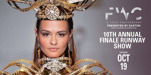Fashion Week Columbus10th Annual Finale Runway Show