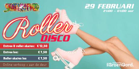 Skatefever RollerDisco bij Het GroenOord.play tickets