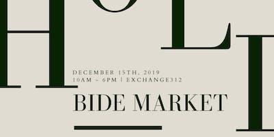 BIDE Holiday Market | Dec 15, 2019 in Chicago