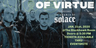 RCC Presents: Of Virtue & In Search Of Solace