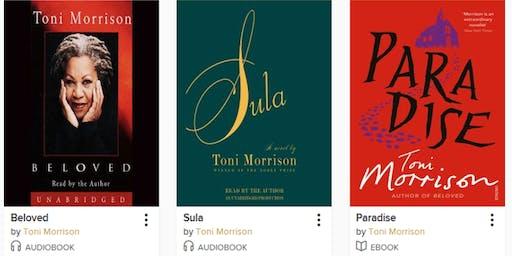 Celebrating Toni Morrison