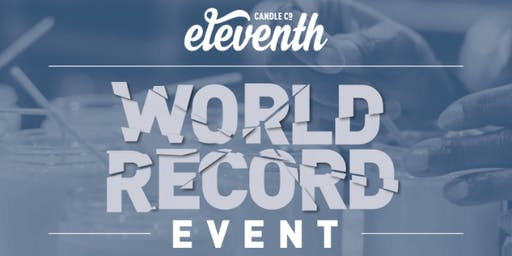 Eleventh Candle Co. World Record Event