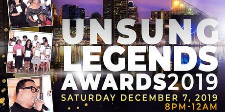 "JOY Baltimore Presents ""Unsung Legends Awards"" 2019 tickets"