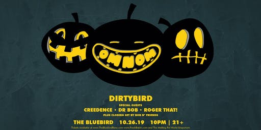 OMNOM [Dirtybird] at The Bluebird