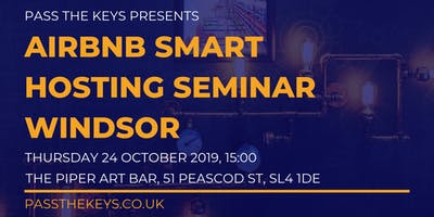 Airbnb Smart Hosting Seminar - Windsor