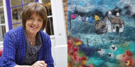 Felting with Mary Friel tickets