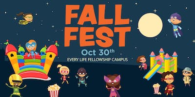 Life Fellowship Fall Fest - Southaven 7:30