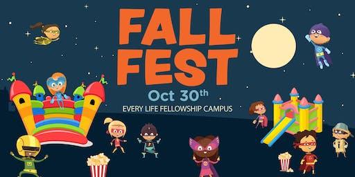 Life Fellowship Fall Fest - Southaven 7:30