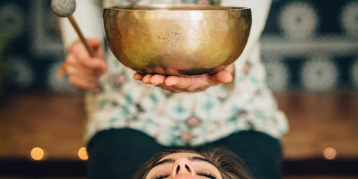 Sound Infusion, Sound bath healing at Make & Mary