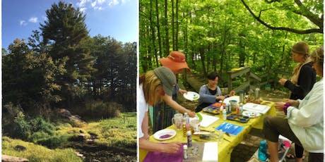 Forest Bathing Walk & Art Making Retreat tickets