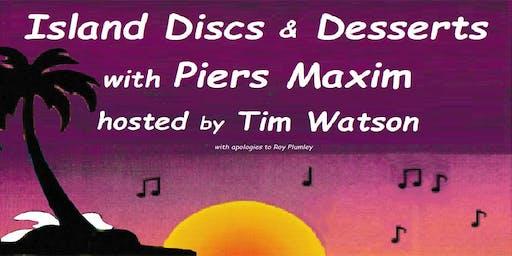 Island Discs and Desserts