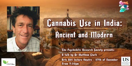 Cannabis Use in India: Ancient and Modern tickets