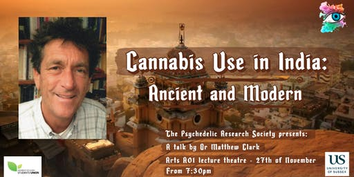 Cannabis Use in India: Ancient and Modern