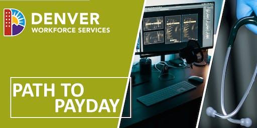 Job Seeker Registration - Path to Payday Job Fair (January 15, 2020)