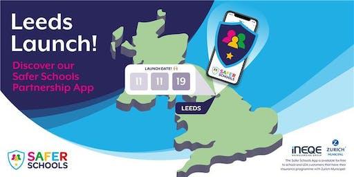Safer Schools Launch - Leeds