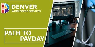 Job Seeker Registration - Path to Payday Job Fair (February 19, 2020)