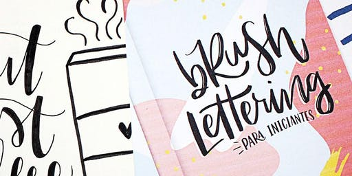 Brush Lettering para Iniciantes