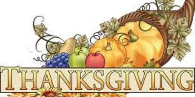 2019 CAYA Thanksgiving Event
