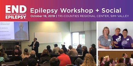Epilepsy Workshop+Social - Simi Valley tickets